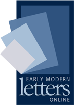 Visit Early Modern Letters Online